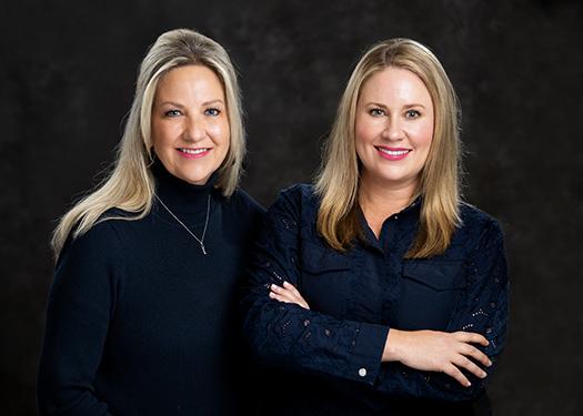 Linsey Yates & Vicki Bush - Linsey E. & Co.